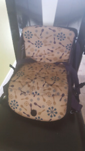 Baby/ toddler food booster seat