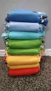 15 cloth diapers
