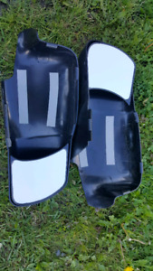 Chev extended mirror