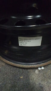 Set of rims for sale (5bolt)