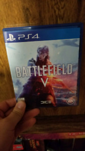 Battlefield 5 (ps4)for trade