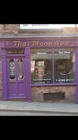 Welcome to Thai Moon Spa in Shrewsbury