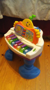Fisher price piano