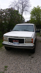 1999 GMC YUKON (NEW ENGINE)