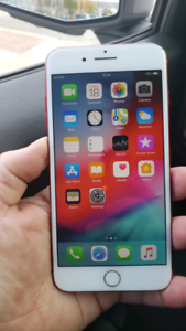 IPhone 7 Plus 128GB Red with 100% Battery Life