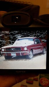 1965 mustang *TIME TO GET READY FOR SUMMER*