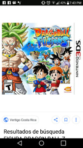 Looking for Dragon ball Fusion in case 3DS