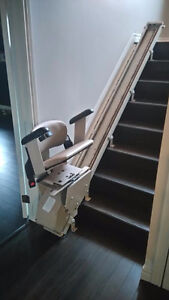 Bruno SRE-1550 Electra-Ride II Stairlift ***Price Reduced***