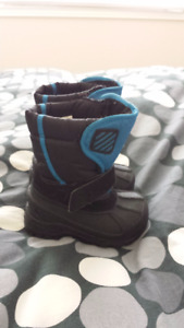 Baby Winter Boots Size 5