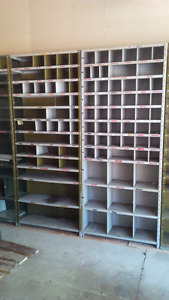 Tool/Parts storage cabinets