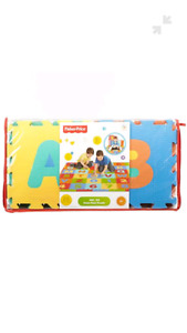 Alphabet mats - 4 sets of mats