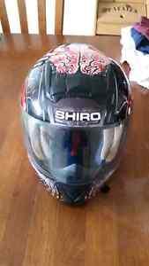 Casque moto shiro