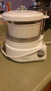 Rice cooker/ Steamer