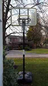 basketball net - outdoor, adjustable height