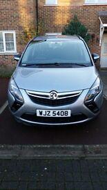 Vauxhall Zafira Tourer 2014 2.0 CDTi diesel exclusive