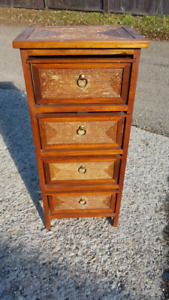 Tower drawers