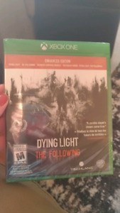 Xbox One Dying Light *unopened*