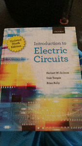 Introduction to Electric Circuits Textbook