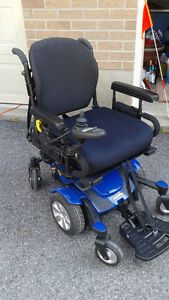 Jazzy electric wheel chair . Kingston Kingston Area image 1