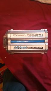 Condensateur 3 farad audio voiture