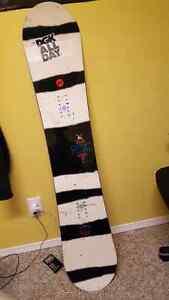 152mm ride control seires snowboard Prince George British Columbia image 1