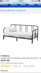 99 new ikea sofa bed for sale
