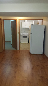 Martindale NE. Bi Level 2 Bedrooms. Basement for rent.