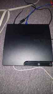 Ps3 with Nhl 14 and Black ops 2 120$