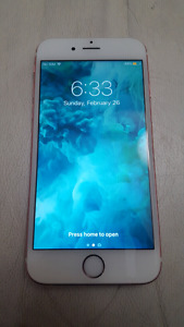 Unlocked iPhone 6S Excellent condition