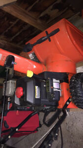 PowerBuilt OHV snowblower - 5.5HP