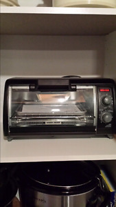 Black and Decker Toast r Oven