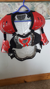 Dirt bike Fox Chest protector