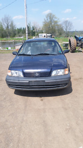 toyota tercel up for trade