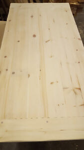 "2"" Thick, Rustic Pine Dining Tables Starting At Only $650 Kitchener / Waterloo Kitchener Area image 2"
