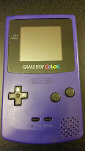 GBC System, GB Games, GBC Games, and GBA Games for sale.