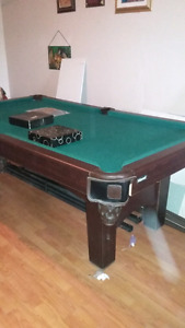 Pool table package