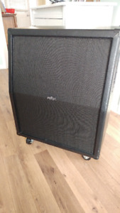 Custom 2x12 Vertical Slant Cab Loaded with Eminence Speakers