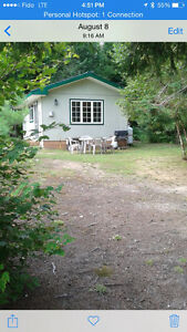 Cottage Rental - Quiet Rustic Cabin on the Mag