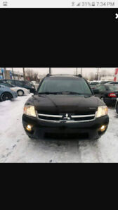 2007 Mitsubishi Endeavor Limited Edition