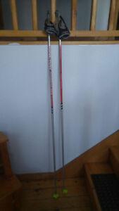 Cross country ski poles - One Way Diamond Carbon