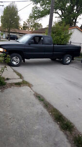 1998 Dodge Power Ram 1500 Slt Pickup Truck 5.2LT.new safety .
