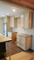 Tiler - Framer - Drywalling and kitchen installations  Home reno