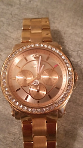 New Juicy Couture women's watch