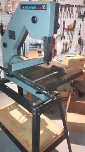 Band Saw,- 16 inch