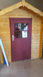 New Shed, price reduced