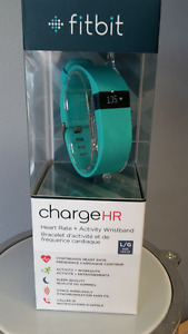 Brand new  FitBit Charge HR Fitness Tracker .