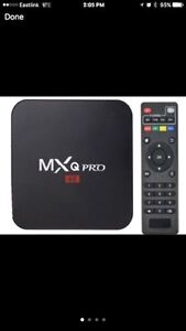 FREE TV--MXQ PRO Android TV Box (kodi)