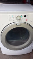 Whirlpool, Front load dryer, $220 obo