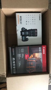Canon EOS 6D with EF24-105MM F/4L IS USM Lens kit