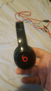Beats by dre. solo. bluetooth. work great